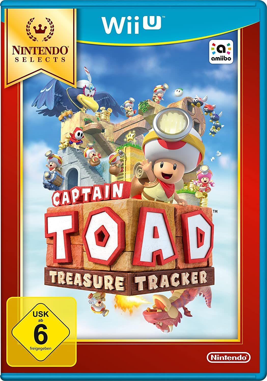 Captain Toad Treasure Tracker Select (Nintendo Wii U)