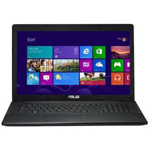Asus X75A-TY232H Laptop voor € 444,- @ Redcoon