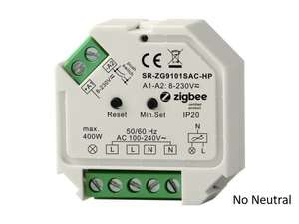 ZigBee Hue Inbouw Dimmer NN 400W