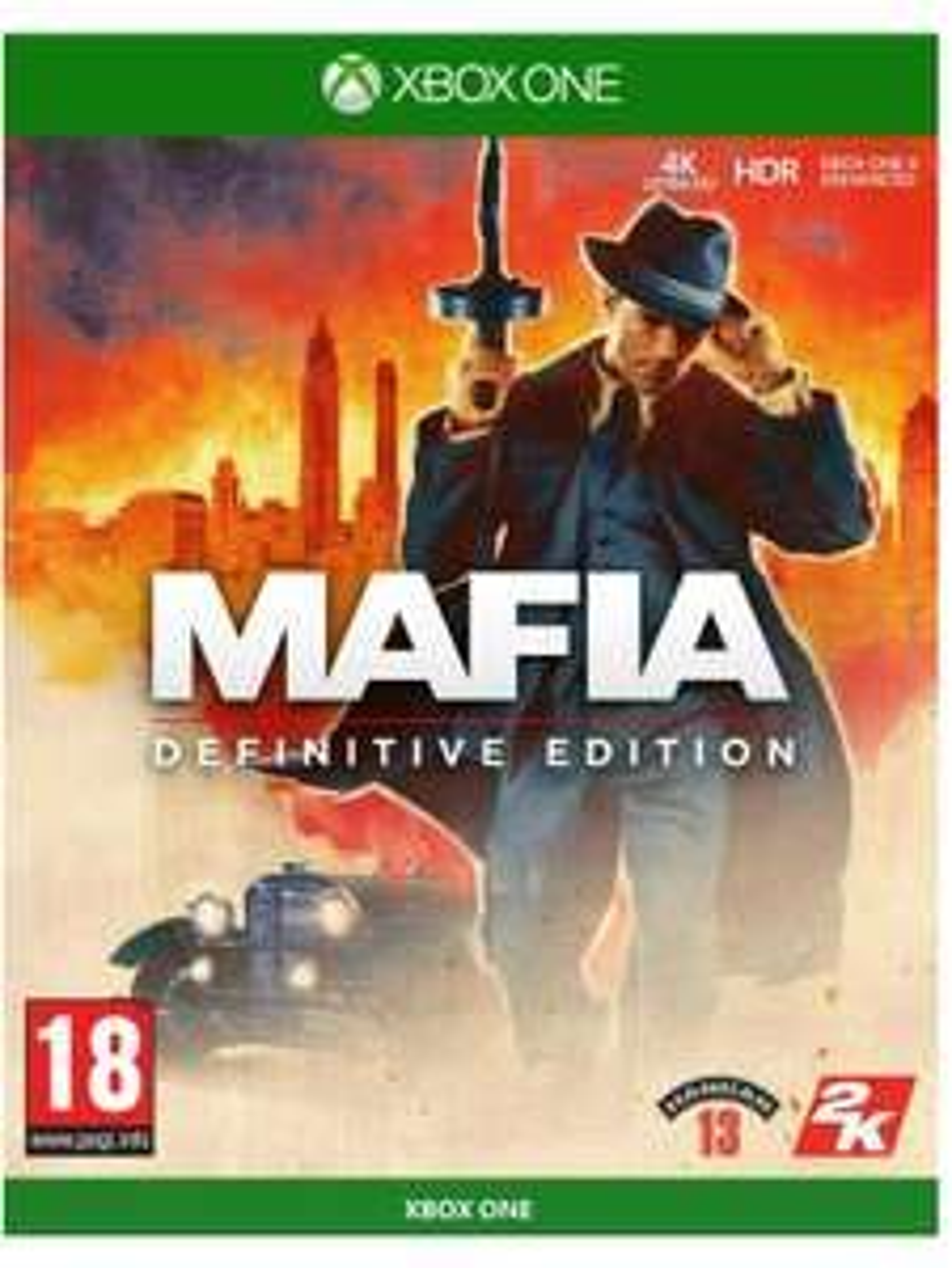 Mafia Definitive Edition Xbox One (NL versie)