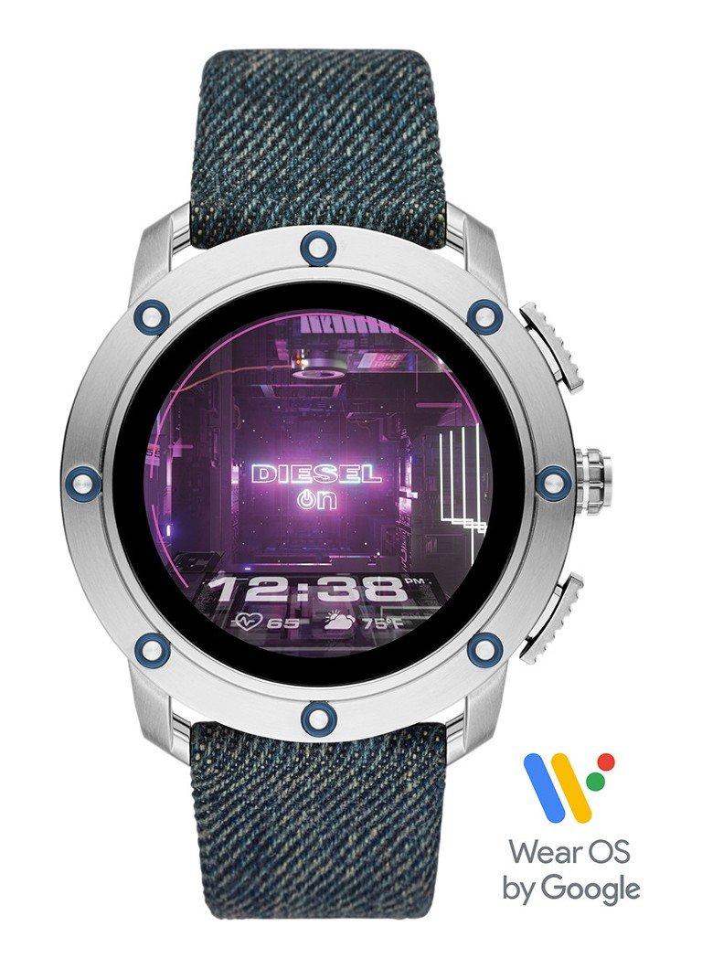 Diesel Axial Display smartwatch Gen 5 DZT2015 met dikke korting en gratis verzenden!