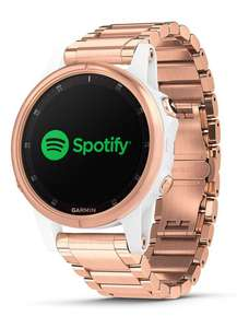 Garmin Fenix 5S Plus Sapphire smartwatch