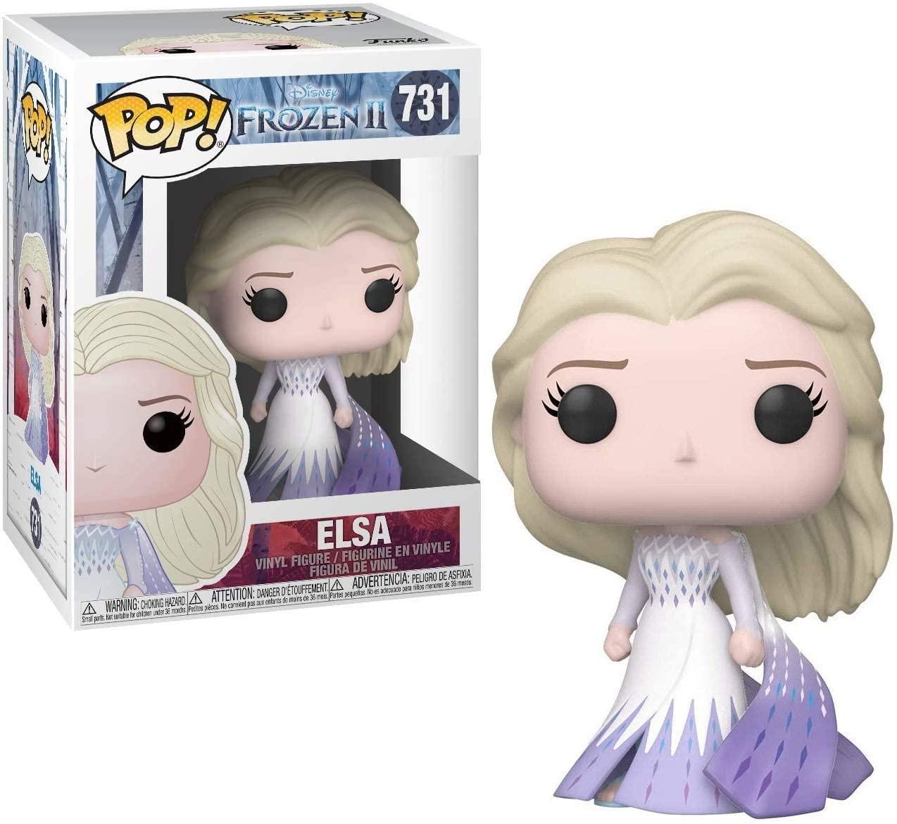 Funko Pop! Disney: Frozen 2 Elsa