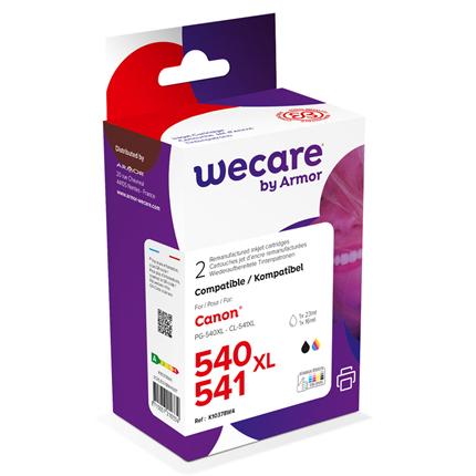 weCare Cartridge Canon PG-540XL/CL-541XL Combipack
