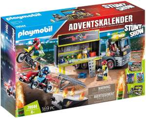 Playmobil XXL adventskalender 70544 Stuntshow @ Amazon.nl