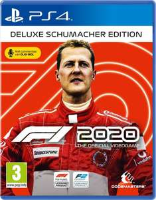 F1 2020 - Deluxe Schumacher Edition €27,99/€29,99 @ bol.com