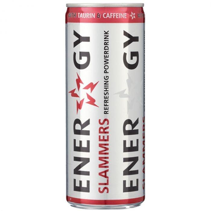 [lokaal] 24 blikjes Slammers Energy drink