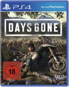 Days Gone - (Playstation 4 PS4)