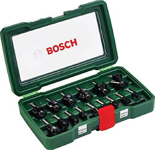 [Amazon.nl] Bosch 15-Delige Freesset