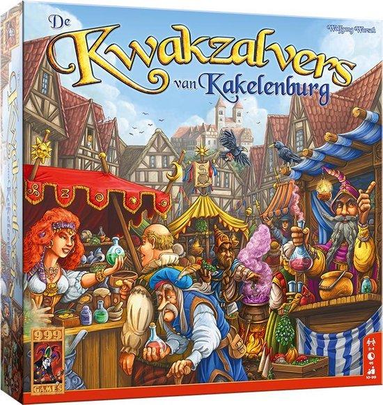 De Kwakzalvers van Kakelenburg (NL) @Bol.com
