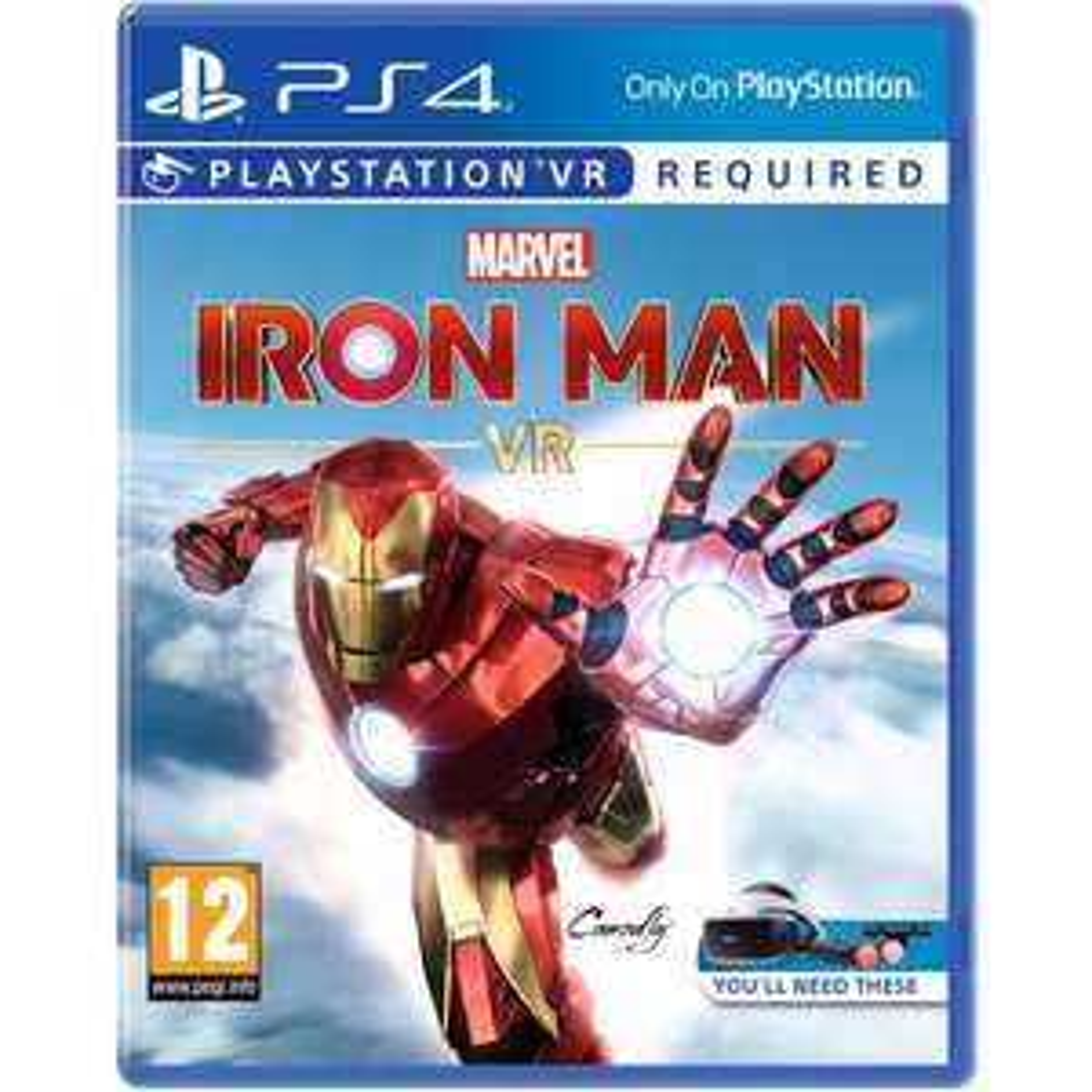 Marvel's Iron Man (PSVR) @ BCC/Gamemania