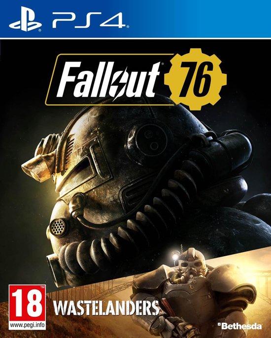 Fallout 76 PS4 (8,49, gratis verzending met Select)