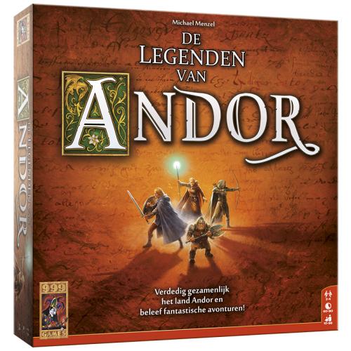 De Legenden van Andor - Bordspel @bol.com