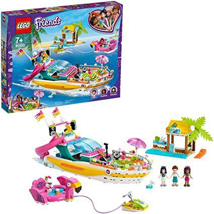 Laagste prijs ooit - Lego Friends Feestboot 41433