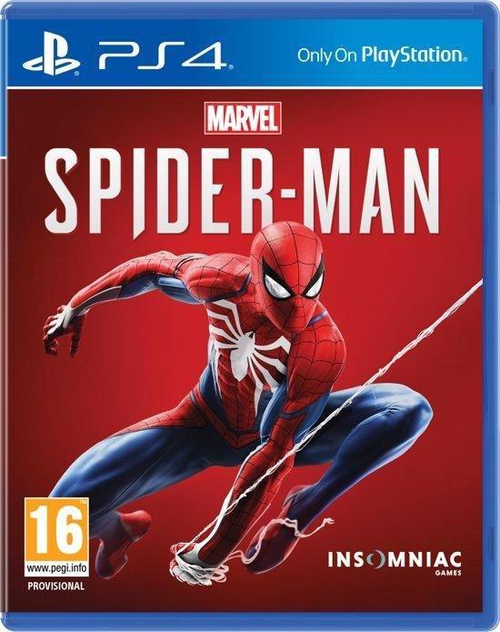 PS4 Spiderman @ Bol.com