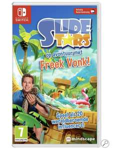 [Switch] Slide Stars met Freek Fonk