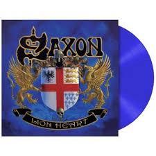 Saxon - Lionheart Lilac LP Vinyl @amazon.nl