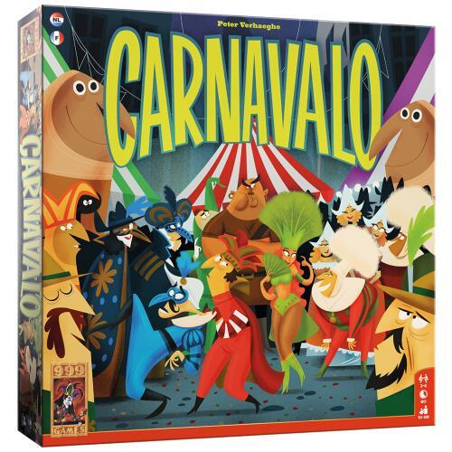 Carnavalo Bordspel 999 games