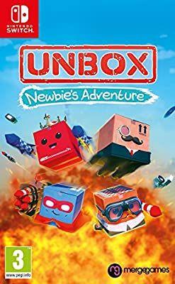 Unboxing: Newbies Adventure (Nintendo Switch)