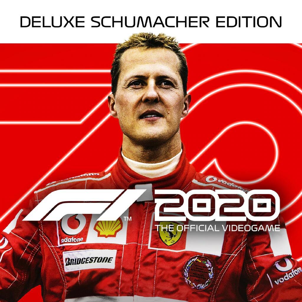 F1 2020 Deluxe Schumacher Edition Steam Key
