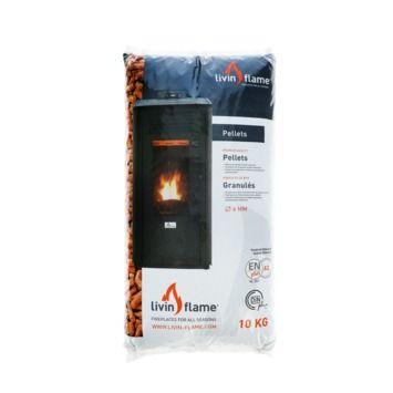 Gamma pellets 25% korting. zak van 10 kg voor in je pelletkachel (open tot 20.00 uur)