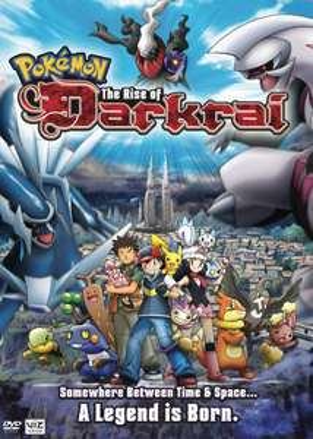 Kijk gratis de film Pokémon: De Opkomst van Darkrai @ Pokémon TV