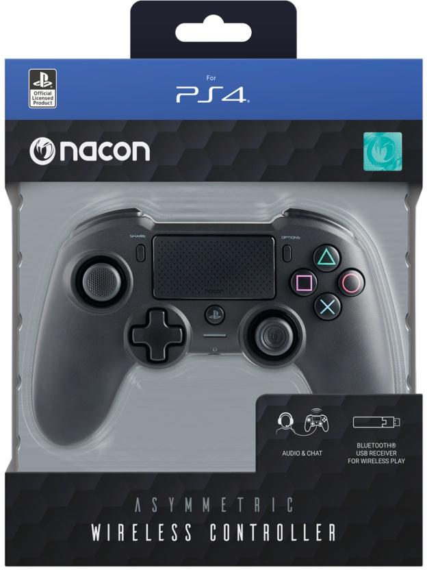 Nacon Asymmetric Wireless PS4 Controller @ Media Markt