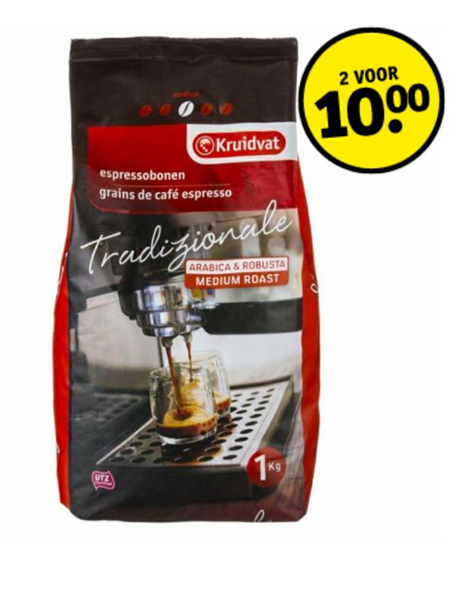 Kruidvat Espressobonen