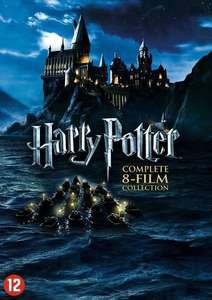 Harry Potter Collectie (alle 8 films)