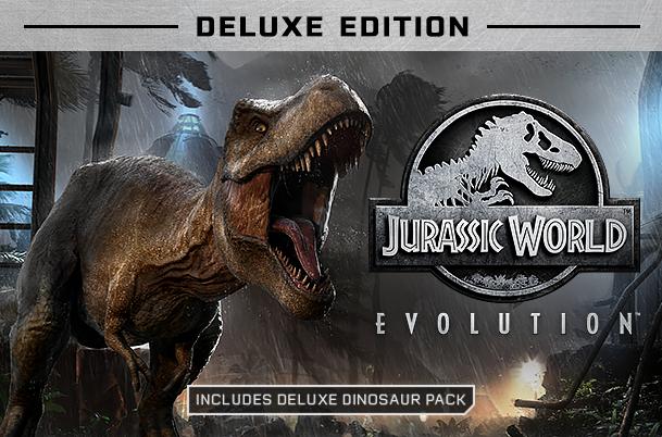 [Steam/PC] Jurassic World Evolution Deluxe Edition €4,99 @Steam