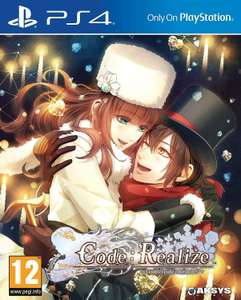 Code: Realize Wintertide Miracles (Sony PS4)