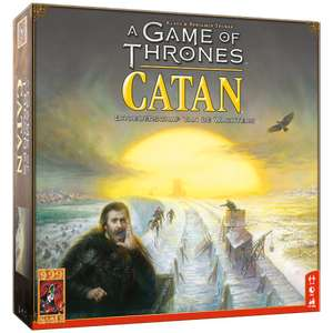 Catan: A Game Of Thrones [ADVENT KALENDER DAGDEAL]