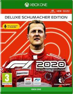 F1 2020 - Deluxe Schumacher Edition, Xbox One