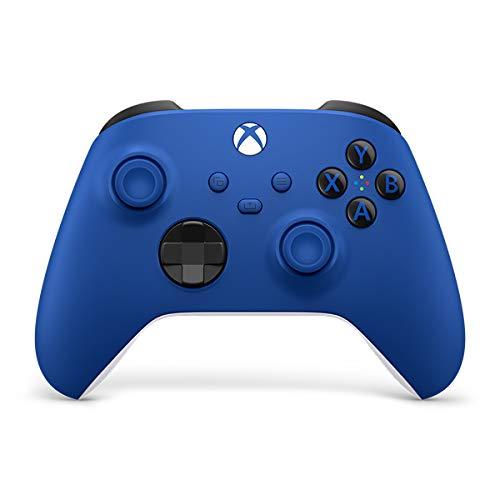 Nieuwe XBOX controller (Shock Blue en andere kleuren)