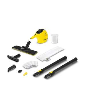 Kärcher SC1 Easyfix 2 in 1 stoomreiniger @Amazon.nl