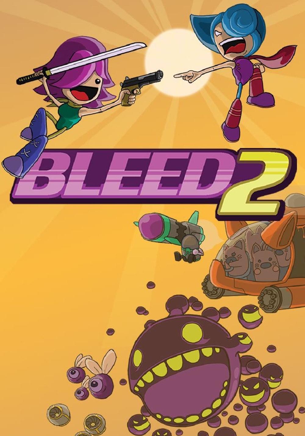 'Bleed 2' en 'Stacking' gratis met Xbox Live Gold