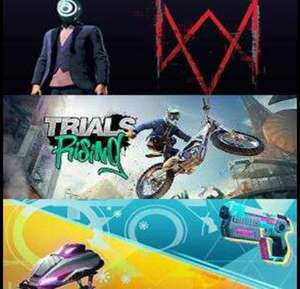 [gratis] Trials Rising, watch dogs legion DLC, Hyperscape DLC @ubisoft vanaf 16 december