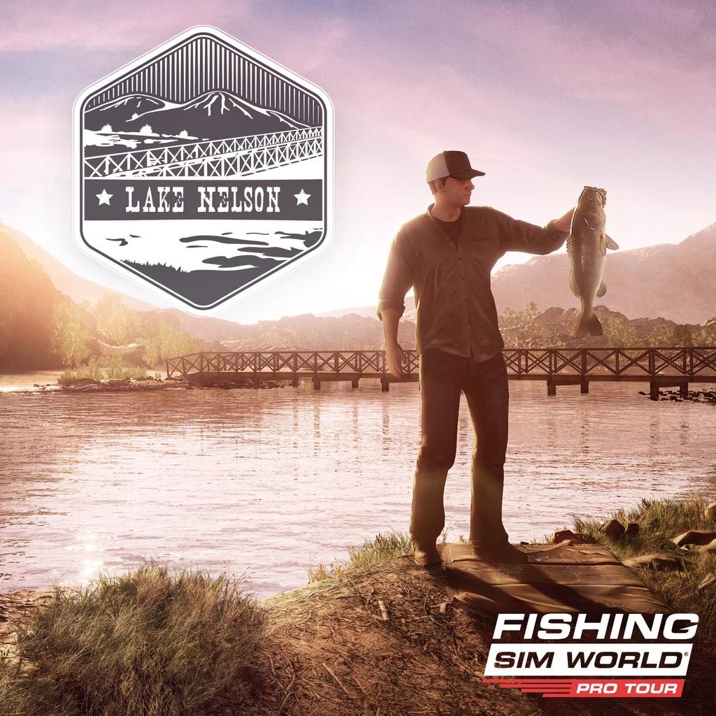 [PS/XBox/Steam] Fishing Sim World: Pro Tour - Lake Nelson (DLC)