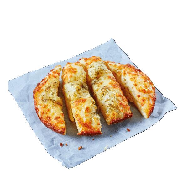 Gratis Garlic Bread bij Pizza @ New York Pizza
