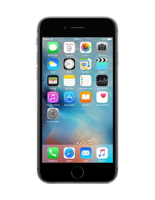iPhone 6S 16GB incl. Tele 2 4GB + onbeperkt bellen/sms