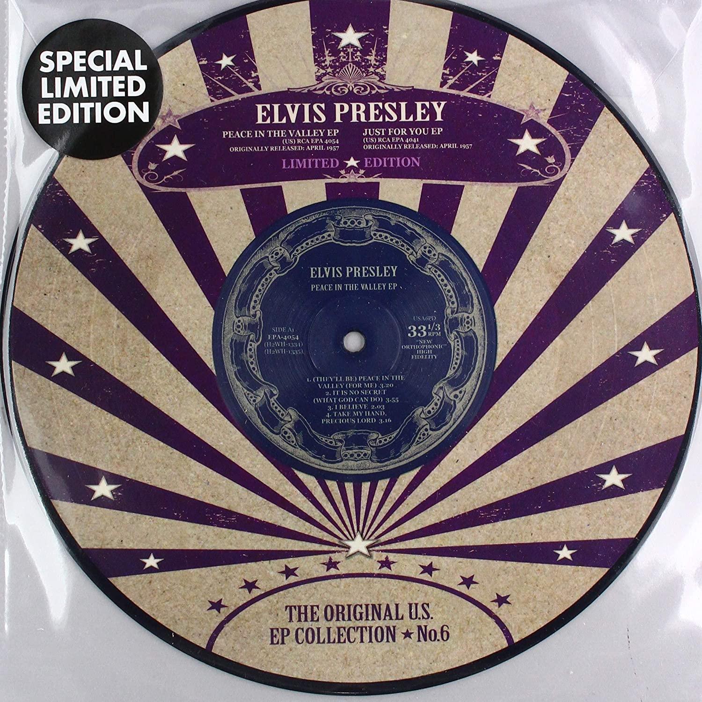 Elvis Presley U.S. Ep Collection Vol.4 & Vol.6 €8,63 p.s. met gratis verzending LP Vinyl @amazon.nl