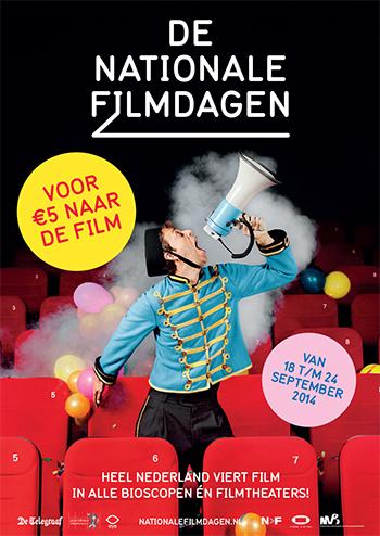 De Nationale Filmdagen - naar de film voor €5