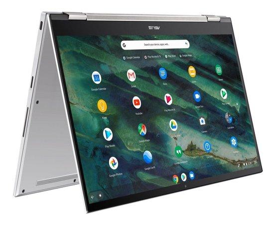 Chromebook met i3 processor en 128gb opslag