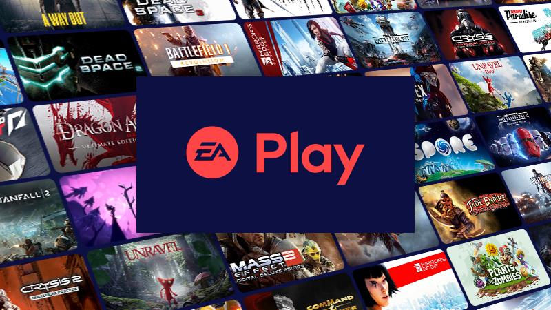 EA play - game library lidmaatschap