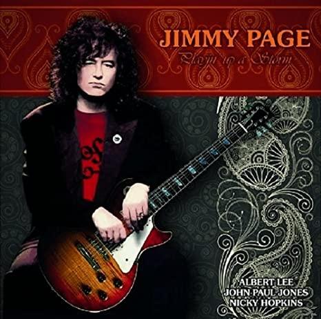 Jimmy Page - Playin' Up A Storm LP Vinyl @amazon.nl