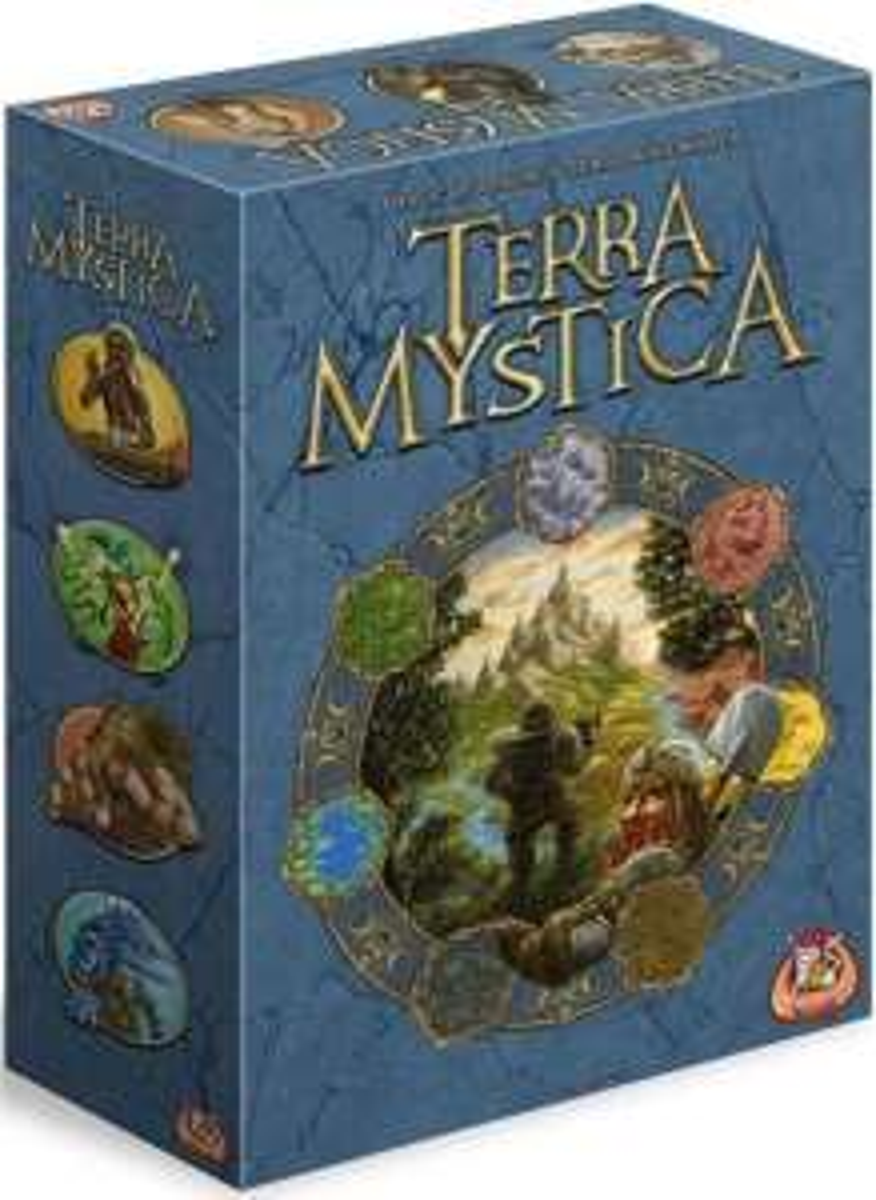 Terra Mystica - bordspel - white goblin games @intertoys
