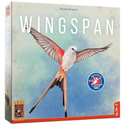 Wingspan met 30% korting (Makro)
