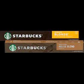 Nespresso capsules Starbucks 25% korting bij Jumbo