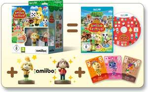 Animal Crossing: Amiibo Festival bundel (Nintendo Wii U)