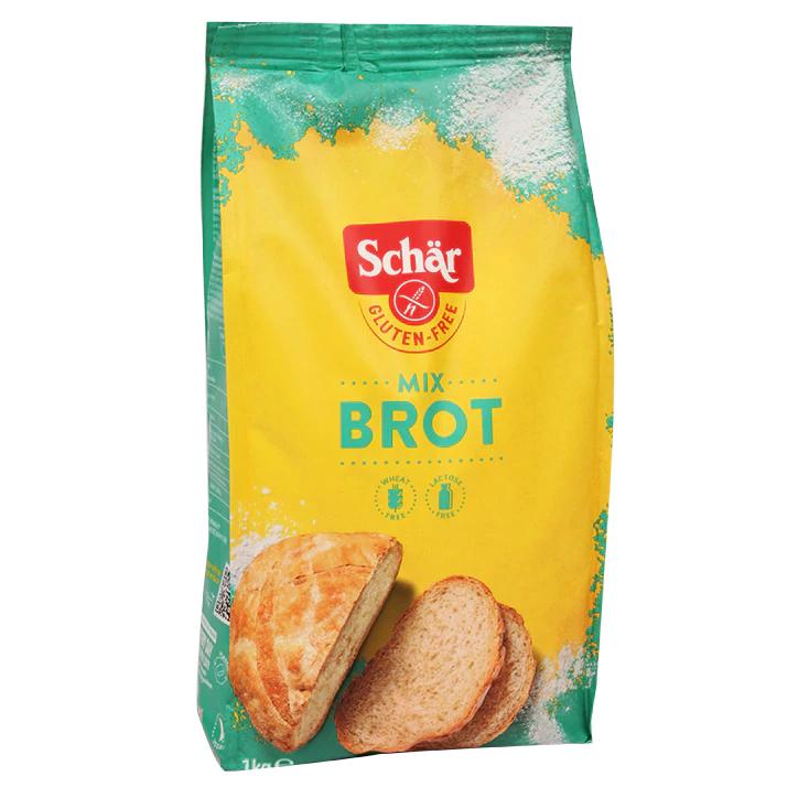 Schar Mix-B glutenvrij voor de beste GV Olibollen!